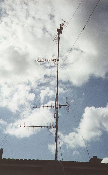 RADIO DUBLIN - VISIT IN 2000