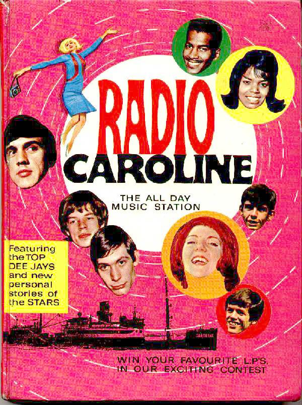 Resultado de imagen de radio caroline